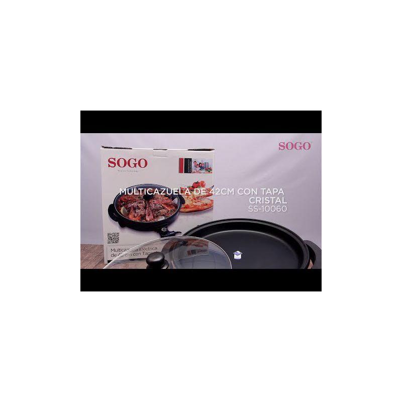 SOGO PAELLERA PIZZA PAN 42CM SS10060 1500W