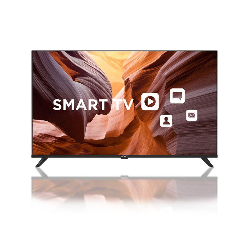 "SMART TV UHD D-LED 49"" ULTRA FINO"